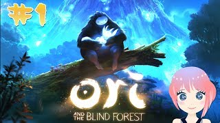 [LIVE] くのいち子の定期の生放送!new game 1 Ori and the Blind Forest(2018.10.15 )