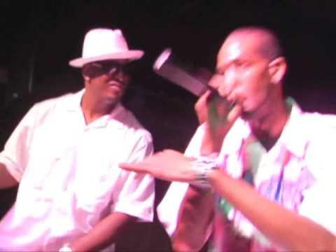 manchild live performance in TRENTON,NJ at Tikizia night club