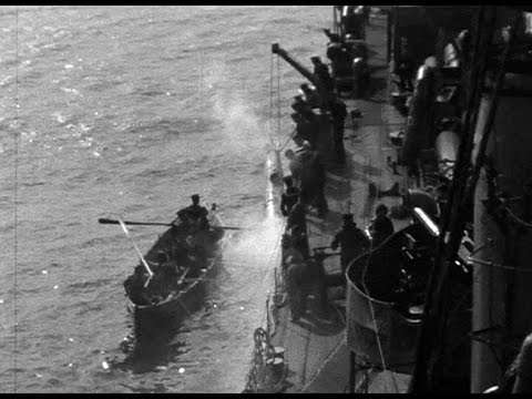 Films of the Evacuation from Dunkirk and Fleet Air Arm Training (Reel 1 of 2)
