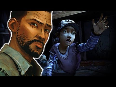 "Lee Everett Plays The Walking Dead Season 2 Episode 1 ""All That Remains"" 