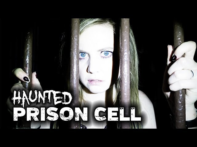 HAUNTED PRISON CELL | Crazy Spirit Box Responses! | Bangkok, Thailand