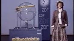 ZDF 21.11.1984 Ziehung der Lottozahlen