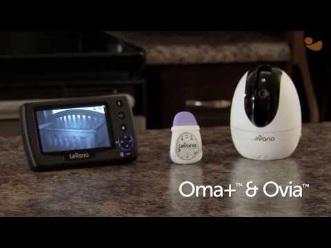 LEVANA Ovia & Oma+ Baby Video And Movement Monitoring System [Product Video]