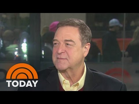John Goodman: 'I Turned Down My Actual Creepiness' For '10 Cloverfield Lane'  TODAY