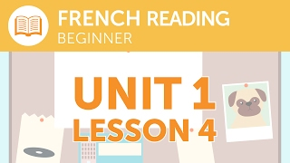 French Reading for Beginners - Is the Express Service Running Today?
