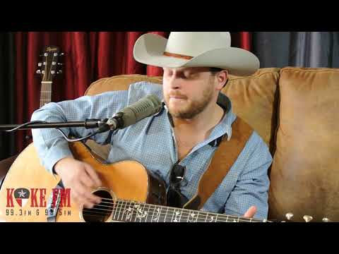 Josh Abbott sings