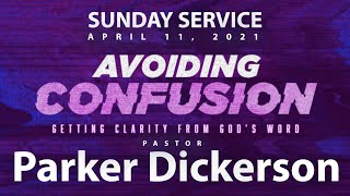11AM Sunday Service - April 11, 2021