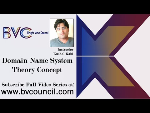 16 - Domain Name System - Theory Concept (Networking in Bengali)