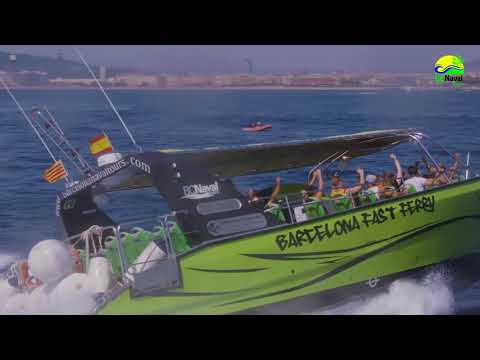 Barcelona Blue Anchor Swim BCNaval Tours