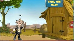 piggies and the wolf bonus game -playtech slot game