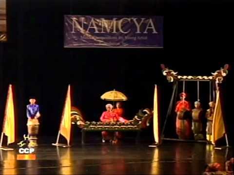 Philippine Tribal Music and Dance - Maranao and Bilaan National Minorities (NAMCYA - 2009)