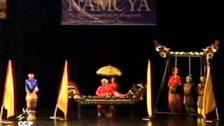 Philippine Tribal Music and Dance - Maranao and Bilaan National Minorities (NAMCYA - 2009)