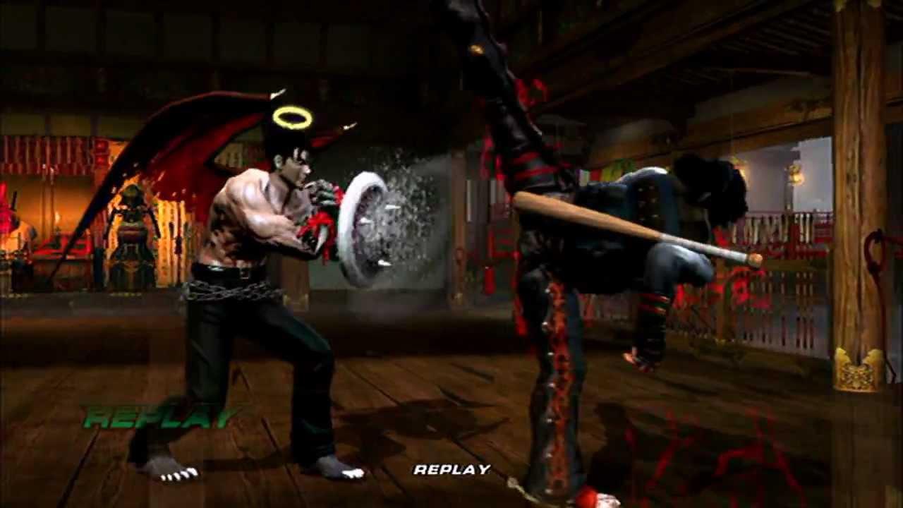 Tekken 6 : eZe218 (Devil Jin) v. Hwoarang - Promo - YouTube