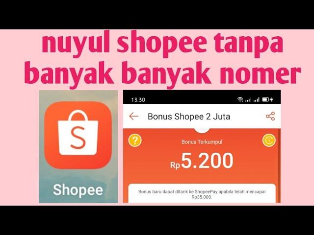 Cara Nuyul Di Shopee Cara Nuyul Shopee Herunterladen Cara Nuyul Shopee Tanam 2020 Terbaru Masterilmusekolah