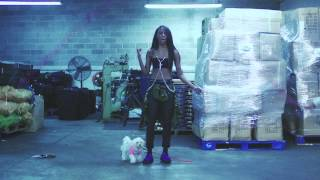 Angel Haze Werkin Girls