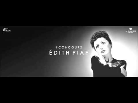 Mon Dieu Edith Piaf Cover Oliver Eeck