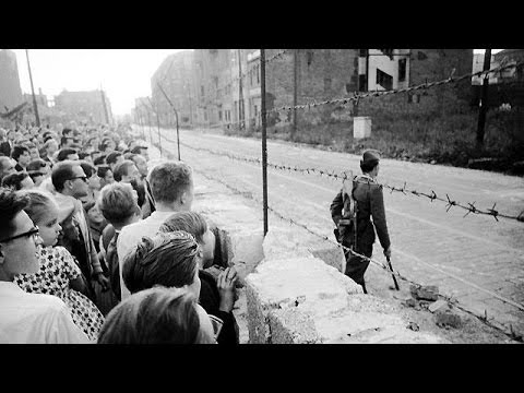 Berlin Wall built (1961) | A Day That Shook the World