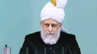 Friday Sermon: 25th February 2011 - Part 2 (Urdu)