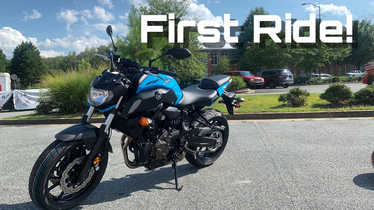 Download 2019 Yamaha MT-07 First Ride/Review