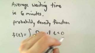 Probability Density Functions / Continuous Random Variables