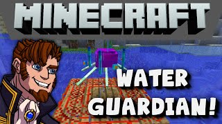 Minecraft: Ars Magica 2 Bosses. THE WATER GUARDIAN