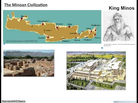 Greek Geography, monoans, mycenae