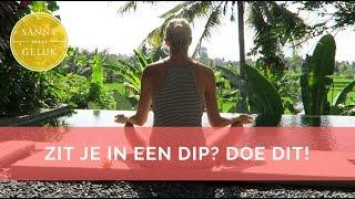 Voel je direct gelukkig met deze meditatie | Sanny zoekt Geluk