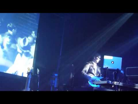 Public Service Broadcasting - London Can Take It - Liverpool Sound City - Saturday 3rd May 2014   N