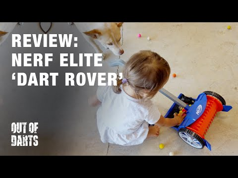 REVIEW: Elite Dart Rover (With Baby-Darts' help)