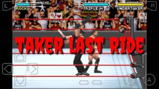 WWE WRESTLEMANIA X8 GBA GAME FOR ANDROID