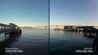 Tested: GoPro Hero 3 Black Edition vs. GoPro Hero 2 Video Quality