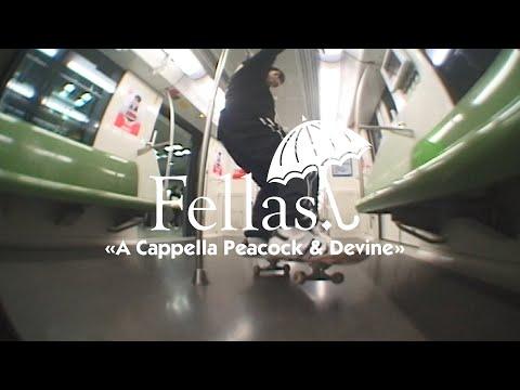 Hélas' Fellas: A Cappella Peacock and Devine Video