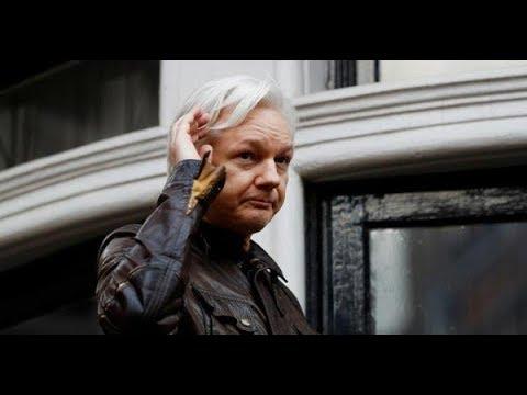 Daily Rabbit Hole #356 | Human Rights Watch: Ecuador denied us Julian Assange health check