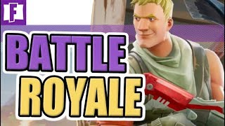 Free2Play! The new BATTLE ROYALE MODE - GameaholixTV • Fortnite