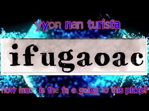 istorya ( ifugao song )