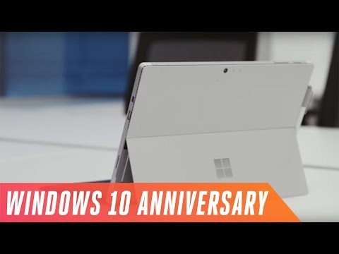 Top Windows 10 Anniversary Update features