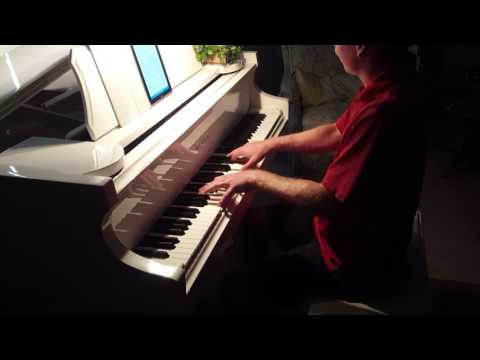 The Killers - Miss Atomic Bomb (NEW PIANO...