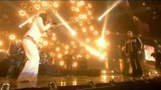 Robbie Williams & Joss Stone - Angels (Live @ Brit Awards 2005) (High Definition)