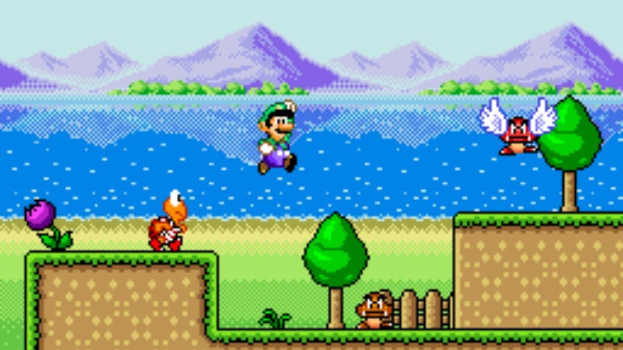 Super Mario World - garage #4