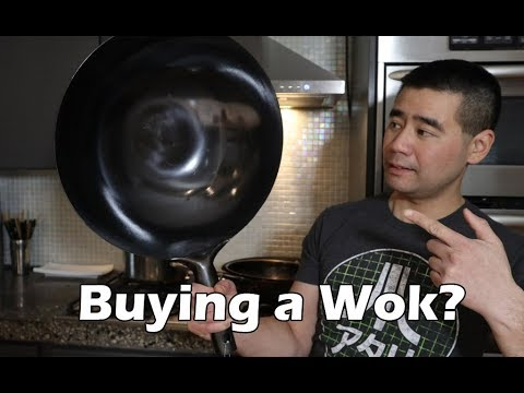 How To Buy And Season A Wok