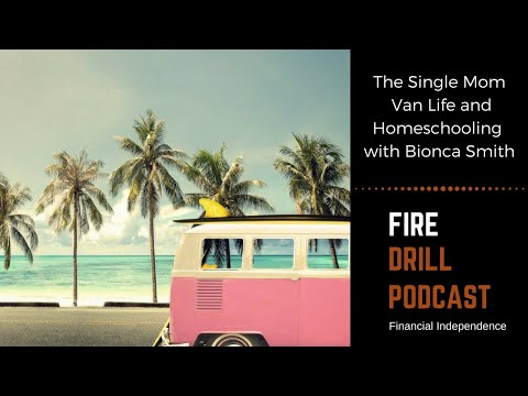 The Single Mom Van Life and Homeschooling with Bionca Smith
