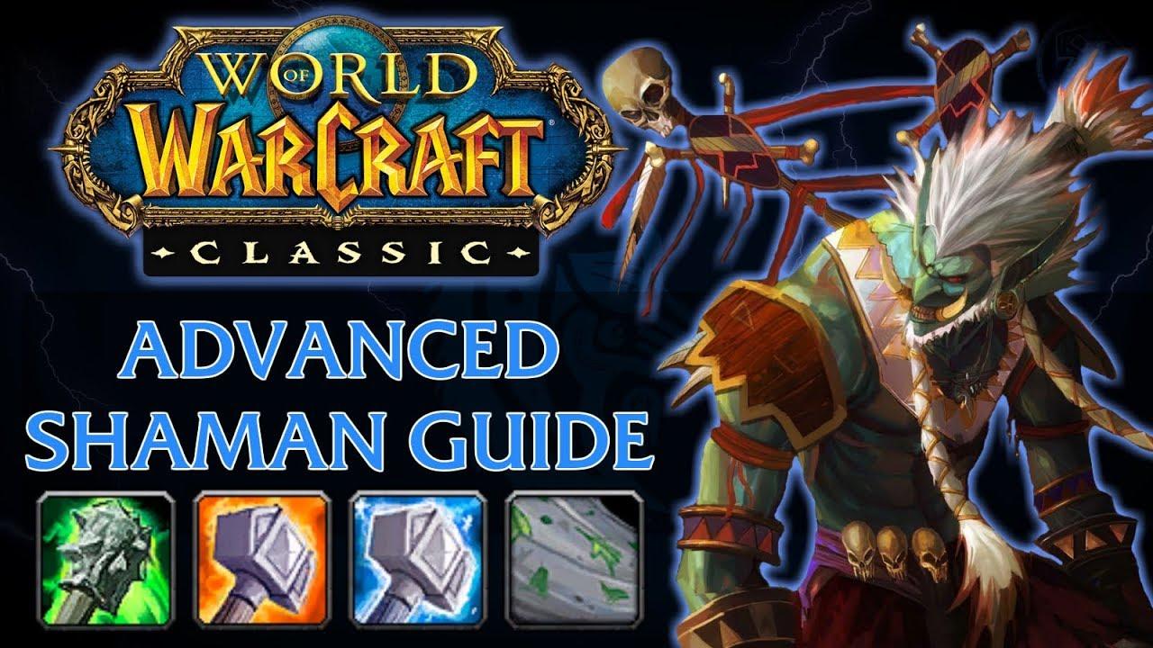 Classic WoW Advanced Shaman Guide (Stats, Weapon Buffs, Coefficients,  DpME/HpME, Totem Mechanics)