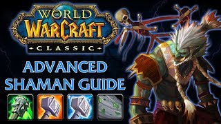 Classic WoW Advanced Shaman Guide (Stats, Weapon Buffs, Coefficients, DpME/HpME, Totem Mechanics)