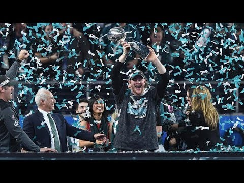Why The Philadelphia Eagles Will be Superbowl Champions in 2019!
