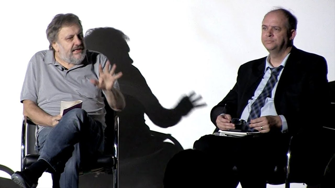 Is reality itself.. impenetrable? - Afterthoughts on SCI-Arc's Slavoj Žižek / Graham Harman Debate