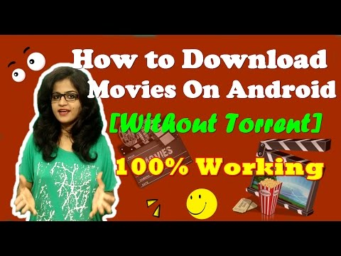 How to Download Free Movies For Android...