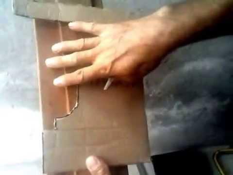 cmo hacer molduras de yeso y concreto elaborando una tarraja
