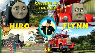 Calling All Engines! - Hiro and Flynn - UK - HD