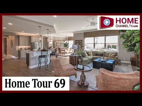 Open House Tour 69 - New Ranch Home in Lake Villa by KLM Builders