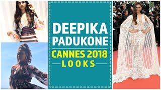 Cannes 2018: Deepika Padukone Looks | Fashion | Pinkvilla | Bollywood